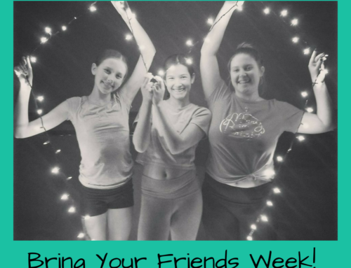 Bring Your Friends Week!